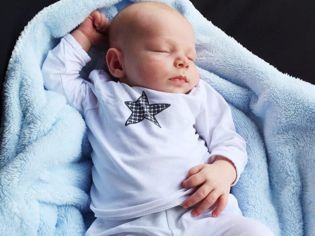 de eerste nacht thuis met je baby