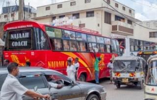 Malindi Traffic Jam