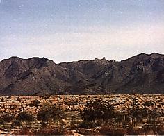 Sombrero Mountain