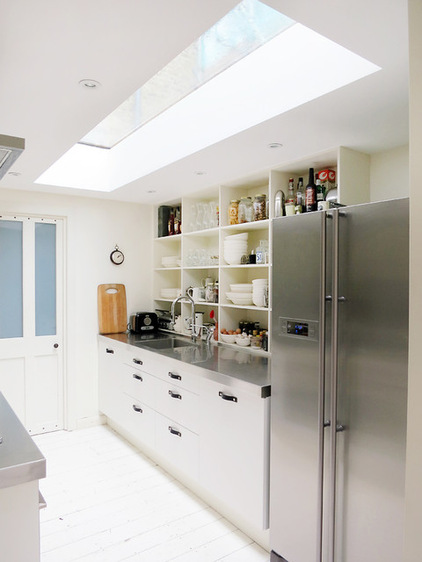Modern Kitchen Design Drawings