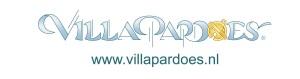 Wij zijn sponsor van Villapardoes