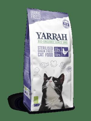 kuivtoit steriliseeritud kassile