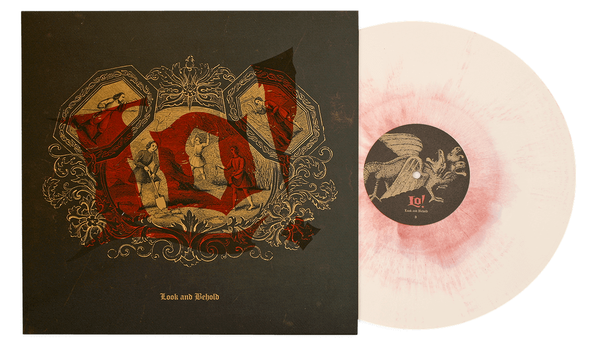 Lo! Look and Behold Vinyl Front