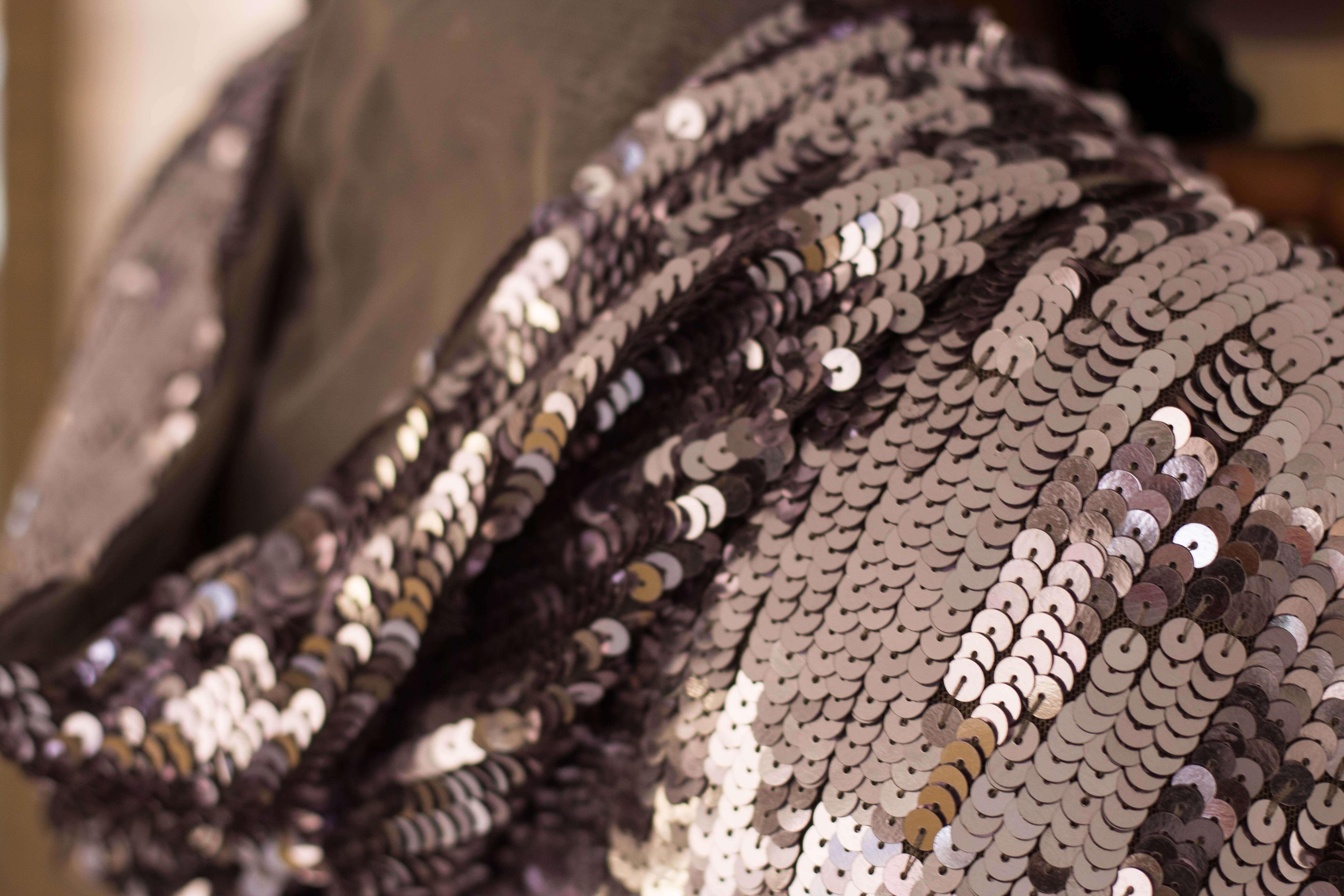 Asos; Hoodie; Sequins; Pufferjacket