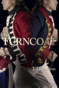 the Turncoat eBook cover design by Steve Miller of www.LookAtMyDesigns.com