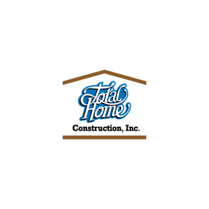 Total Home Construction, Inc. Logo Design by Steve Miller