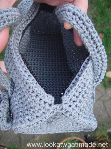 Easy Crochet Backpack Pattern