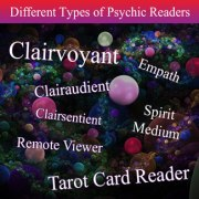 Different Types of Psychic Readers - Blog post by Looking Beyond Master Psychics. Call 1-800-500-4155 now!