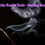 Psychic Reader Tools - Burning Incense - Blog post by Looking Beyond Master Psychic Readers. Call 1-800-500-4155 now!