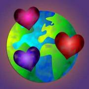 Love - it makes the world go round, by Looking Beyond Master Psychic Readers. Call 1-800-500-4155 now!