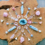Crystals and Stones - Call Looking Beyond Master Psychic Readers 1-800-500-4155 now!
