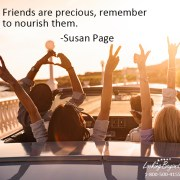 Friends are Precious, with Looking Beyond, by Looking Beyond Master Psychic Readers