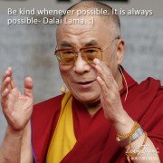 Be Kind - Blog Post - Looking Beyond Master Psychics
