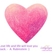 Love life and life will love you back - Looking Beyond Psychic Readers. Call 1-800-500-4155 now!