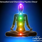 Clairaudient and Channelling Psychic Cheryl - Looking Beyond Master Psychics