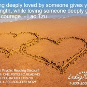 Being Deeply Loved - Looking Beyond Master Psychics