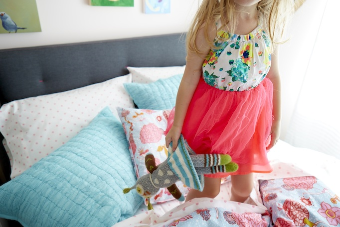 Just Like a Fairy Tale - Bedroom & Playroom Makeover   Honest to Nod