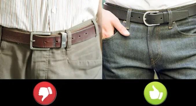 perfect fit belt