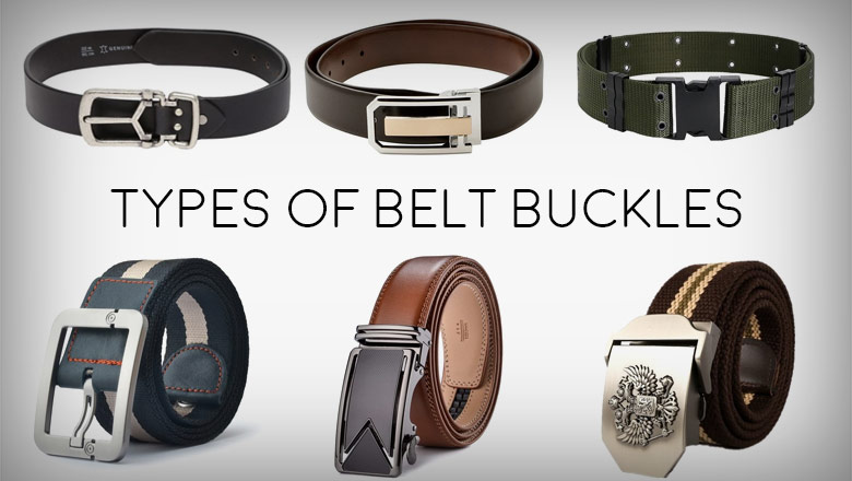Diffe Types Of Belts And Buckle Designs Patterns For Men