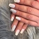 Updated 30 Dazzling Rhinestone Nails For 2020 August 2020