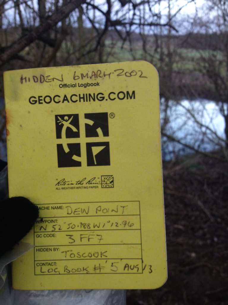 A quick guide to geocaching