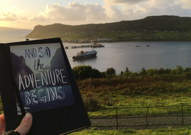 Workaway Diaries: Working at The Cowshed on The Isle of Skye