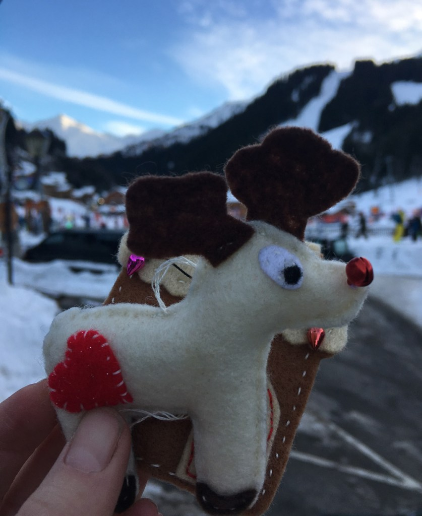 Christmas in Meribel