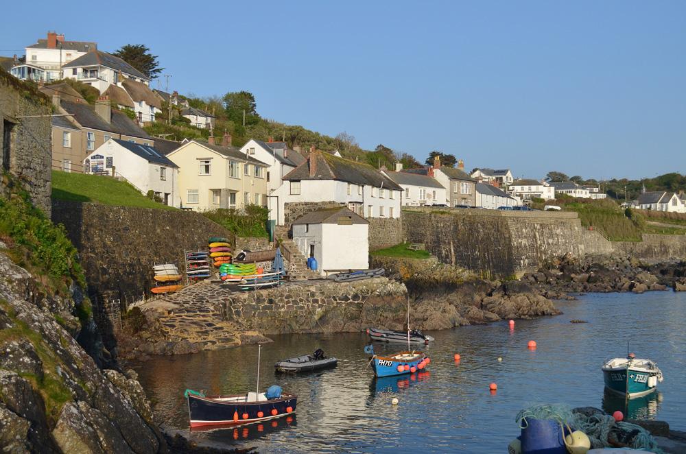 Cornwall Coverack