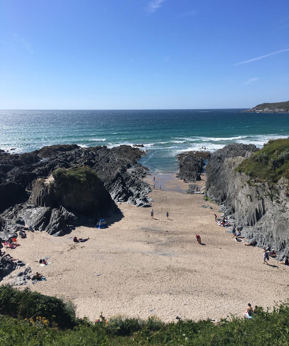 Barricane Beach North Devon