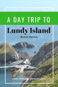 A guide to a day trip to Lundy Island
