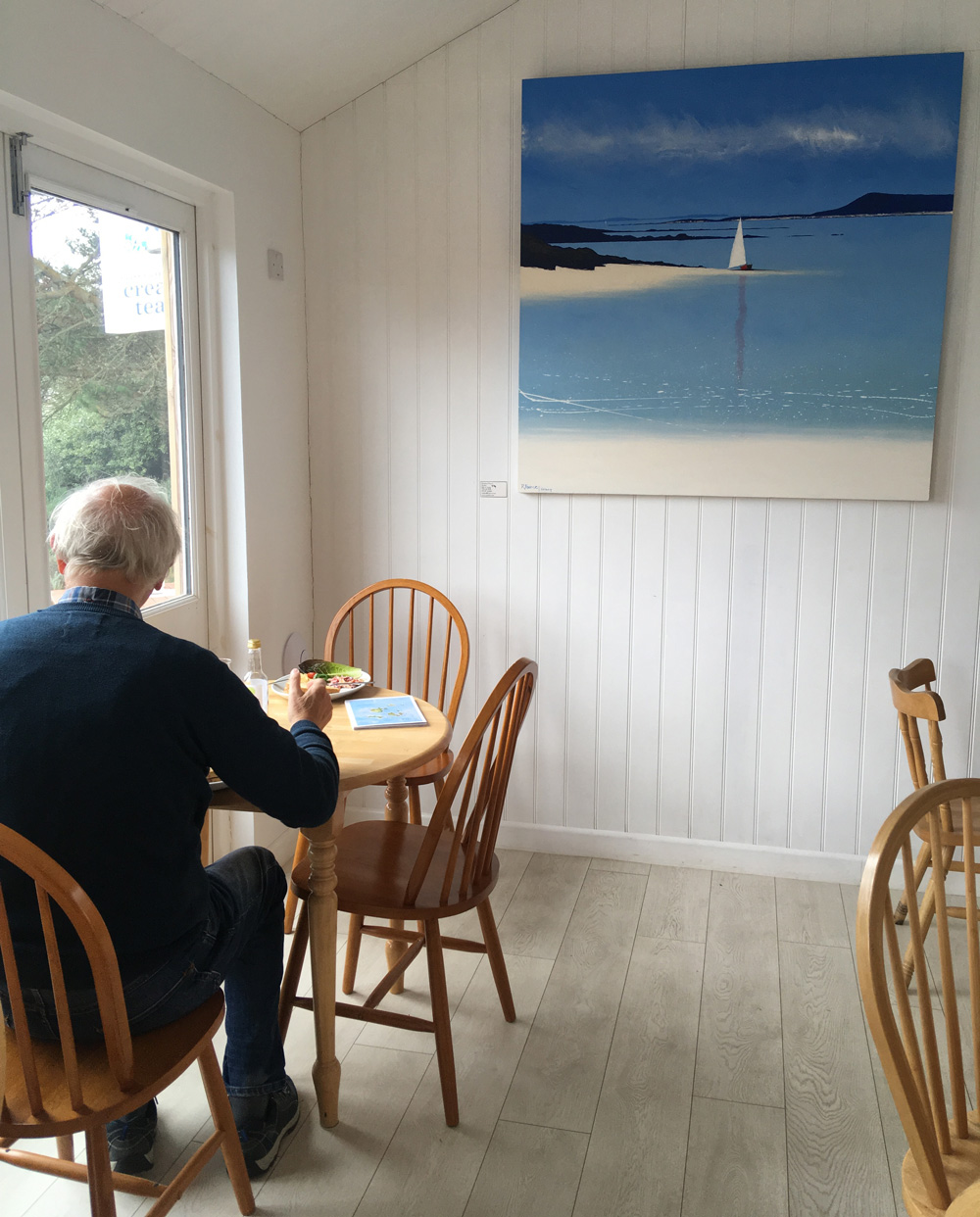 Longstone Lodge Cafe Isle of Scilly