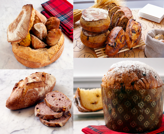 Maison Kayser Holiday Breads