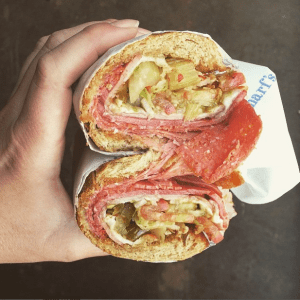 Snarf's Sandwiches DePaul to Benefit PAWS Chicago