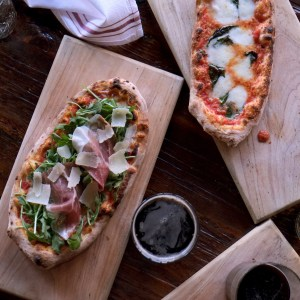 Osteria La Madia Introduces 5 for $5 Artisan Pizzetta Happy Hour