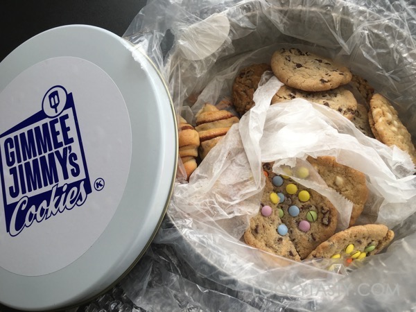 Gimmee Jimmy's Cookies Deliver Fresh Cookies To Your Door