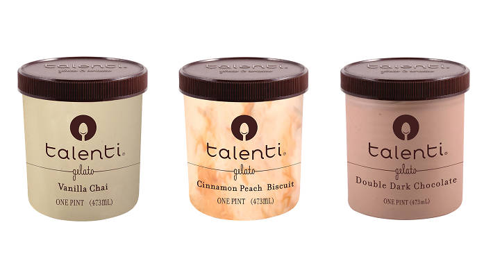 Free pints of Talenti gelato at Millennium Park – June 22nd