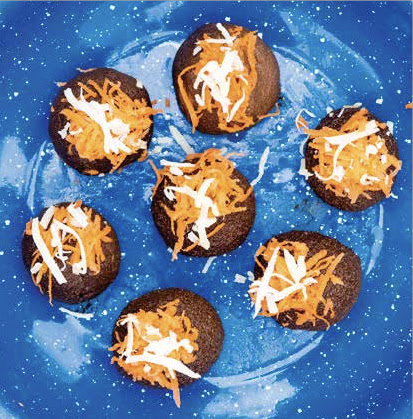 Recipe: Chocolate Carrot Truffles