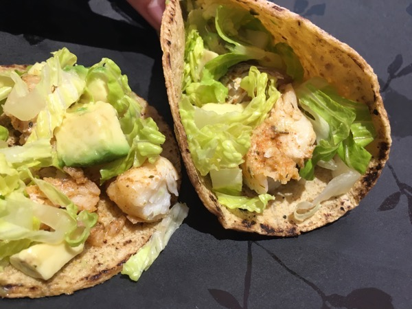 Recipe: Soft Fish Tacos