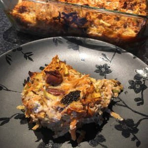 Sweet Potato and Apple Casserole Recipe