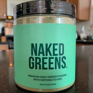 Naked Greens Superfood Greens Powder Product Review