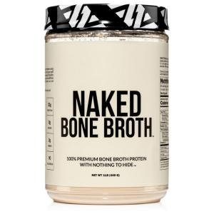 Naked Nutrition Bone Broth Powder Product Review