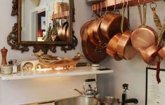 19+ Clever Copper Kitchen That Will Provide You Extra Pleasure