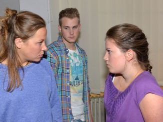 GZSZ: Jonas und das Mieze-Mobbing - TV