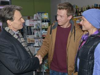 GZSZ: David und Katrin - Geht da mehr? - TV News
