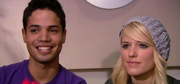 Leonardo und Vanessa bei Popstars Du und Ich 2009