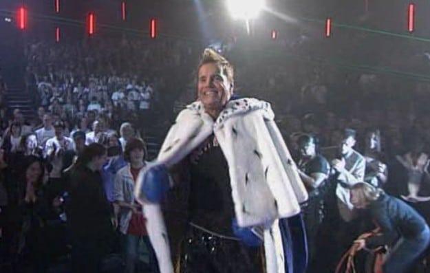 Das Supertalent: Dieter Bohlen boxt Bruce Darnell aus dem Ring - TV News