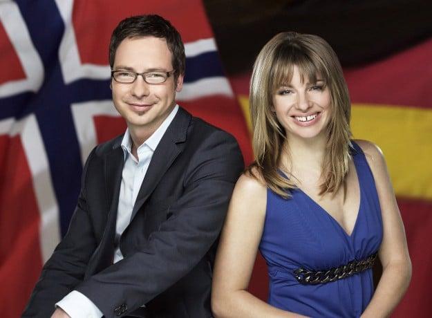 """""""Unser Star für Oslo"""": Sabine Heinrich und Matthias Opdenhövel moderieren die deutschen Vorentscheid-Shows - TV News"""