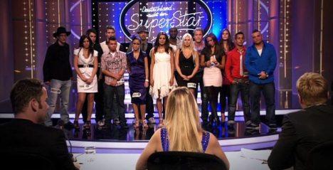 """DSDS 2010: """"Jetzt oder Nie"""" wer singt was? - TV News"""