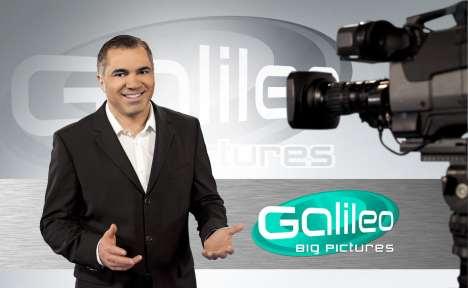 """Mit """"Galileo Big Pictures - History Now!"""" auf Zeitreise - TV News"""