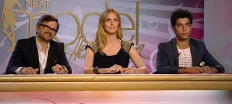 GNTM 2010: Heiße Fotoshootings in Los Angeles und kalte Dusche für Luisa - TV